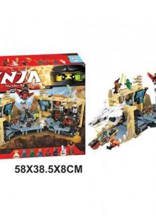 Конструктор NINJA BELA 10530