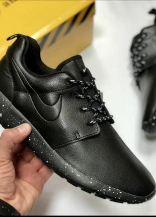 Скидка! вьетнам! осенние черные кожаные кроссовки ботинки слип...