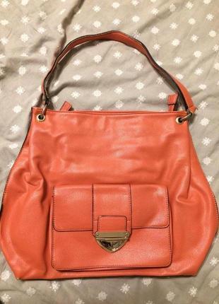 Marks & spencer m&s сумка сумочка с одной ручкой