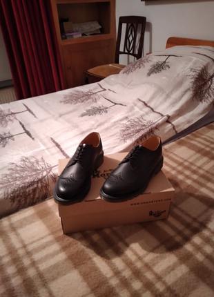 Ботинки броги Dr. Martens 3989