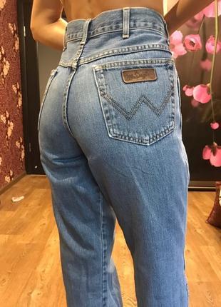 Классные брендовые джинсы с высокой посадкой бойфренды мом