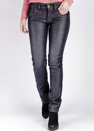 Тёплые/утеплённые джинсы miss sixty на байке