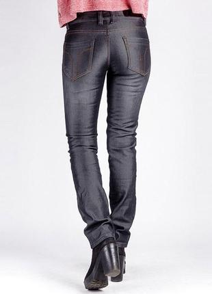#розвантажуюсь тёплые/утеплённые джинсы на байке miss sixty