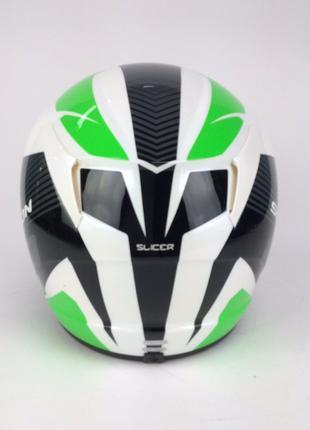 Мотошлем Scorpion Exo 410 Slicer размер L (59-60 см)