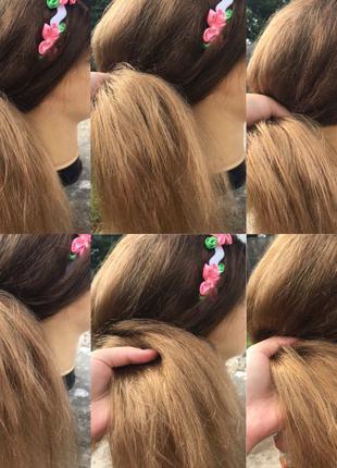 Люкс натуральный новый парик Реми славянские волосы 70 см