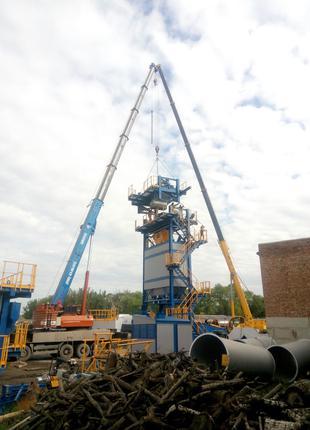 Оренда (послуги) автокрана Grove gmk4080 80 тонн, стріла 52 метри