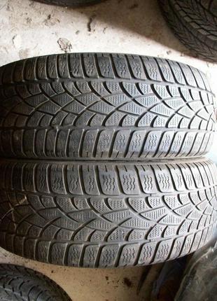 Шини зимові бу 225/55 R16 95H Dunlop SP Winter Sport 3D