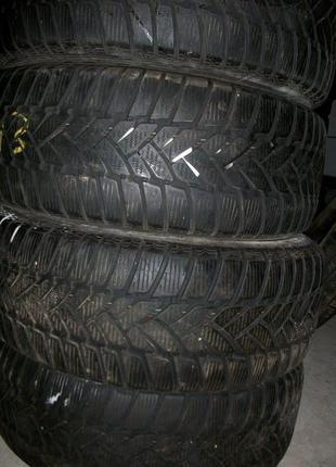 шини Зима бу 255/55 R18 109H Dunlop Grandtrek WT M3