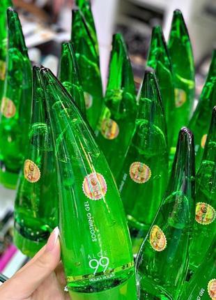 Успокаивающий и увлажняющий гель с алоэ Holika Holika Aloe 99%