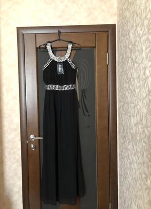 Роскошное вечернее шифоновое длинное платье от бренда live2lov...