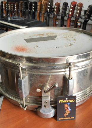 """( 1857) Металлический малый Барабан 14""""(35,5см) RMIF"""