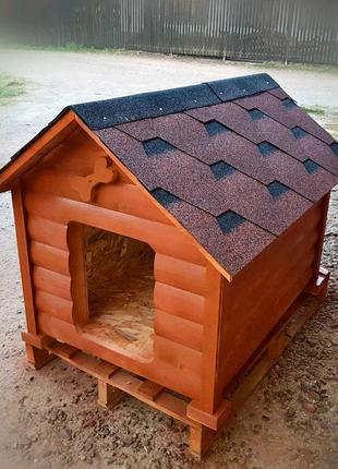 Собача будка (конура) домик для собаки