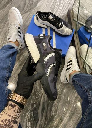 Кроссовки Adidas POD S3.1 Bape x Neighborhood