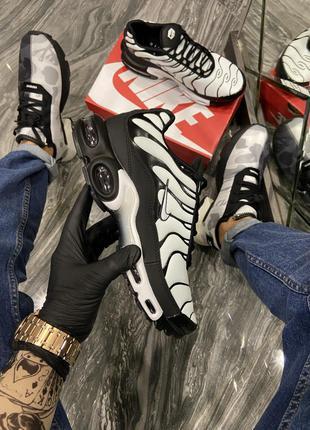 Кроссовки Nike Air Max TN White Black