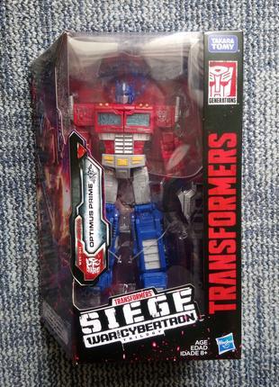 Hasbro Takara Transformers Трансформер Оптимус Прайм