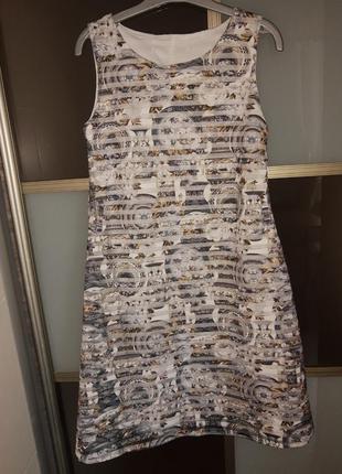 Красивое платье детское
