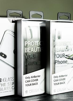 Защитный чехол на iPhone. Самый прочный