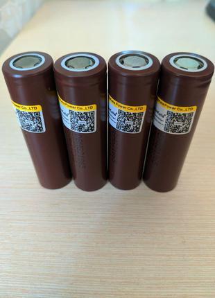 Аккумуляторы 18650 LiitoKala lii hg2 lg sony vtc 6
