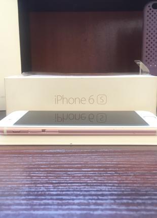 IPhone 6s 64GB Neverlock Rose Gold айфон неверлок