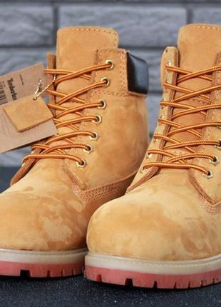 🔥новинка🔥зимние мужские ботинки timberland. тимберленд демисез...