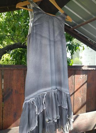Сарафан, платье, туника в бохо, этно стиле cache cache