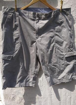 Легкие летние шорты с карманами livergy xxл