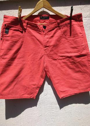 Котоновые стильные шорты angelo litrico
