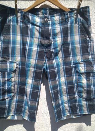Стильные мужские шорты с карманами canda