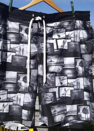 Легкие пляжные шорты forever summer
