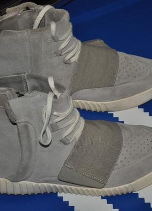 Adidas yeezy boost 750 og light brown - b35309  кроссовки адид...
