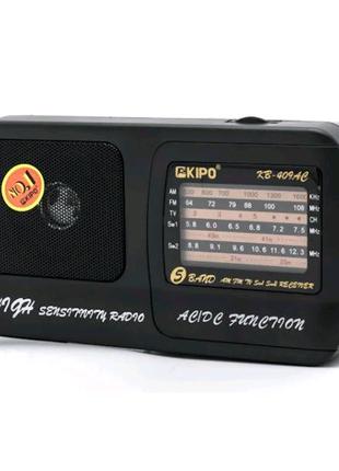 Радиоприемник Kipo KB 409 AC
