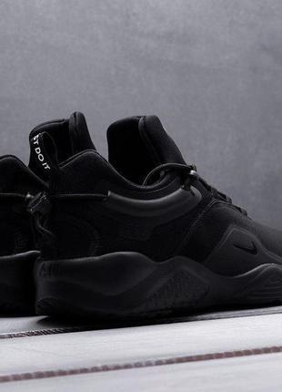 Nike Huarache City (черные)