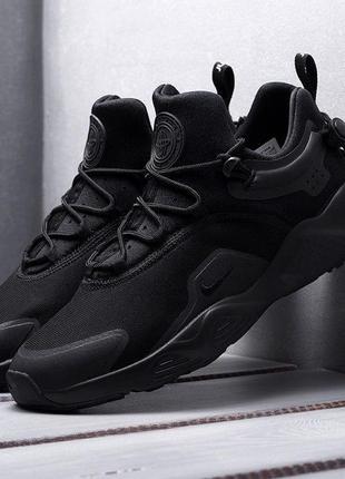 Nike Huarache City (черные)(41-45р)