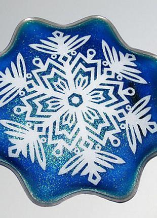 Солевая грелка Снежинка, солевая грелка дельта терм