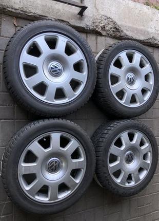 Оригинальные диски VW Phaeton. R 18. 5*112.