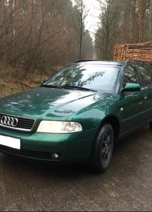 Audi Ауди A4B5 avant разборка капот крыло бампер стекло зеркал...