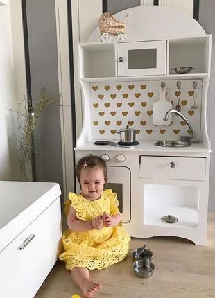 Детская игровая кухня , кухня для девочки.