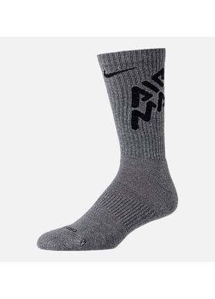 Носки nike air max cushion dry fit crew socks оригинал в наличии