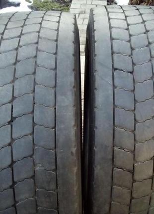 Шини вантажні бу R22.5 315/60 Michelin X