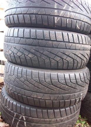 Шини зимові бу 205/55 R16 Pirelli Sottozero Winter 210 runflat