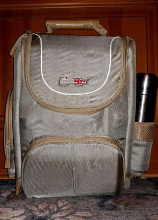 Рюкзак (ранец) школьный каркасный ортопедический TIGER Max