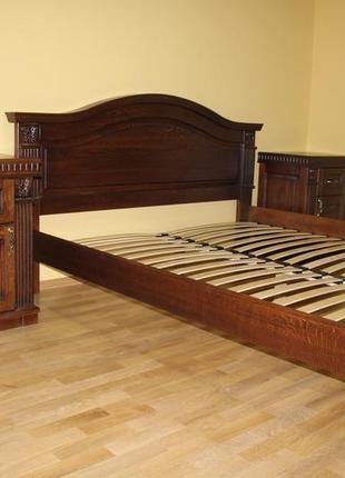 Ліжко дуб Богемія від виробника