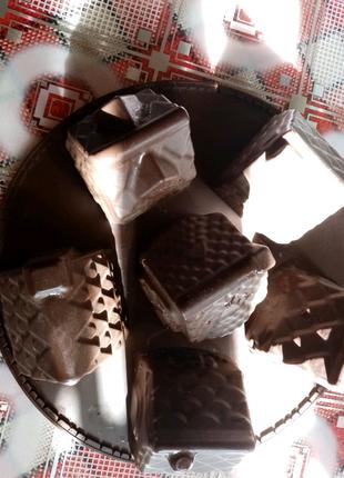 Формы для выпечки кексов.