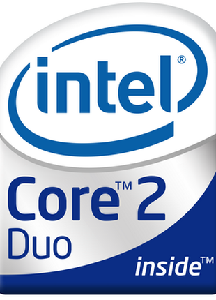 Intel Core 2 Duo E6600 2.4 ГГц, сокет 775