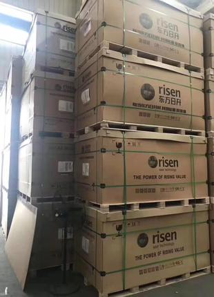 Панель солнечная для СЭС RISEN 440 вт RSM144-6-410M PERC HC 9BB