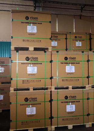Солнечные панели для солнечных станций RISEN 440 Вт Mono PERC HC