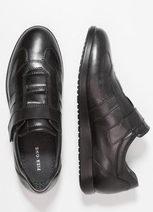 Кожаные туфли pier one, оригинал.