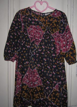 Платье 7лет.рост 122 см