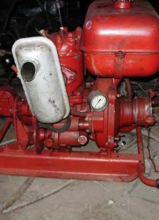 Мотопомпу МП-600АШ