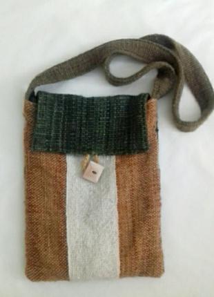 Сумка-торба в этно стиле